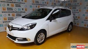 Renault scénic grand scenic limited energy dci 130 eco2 7p