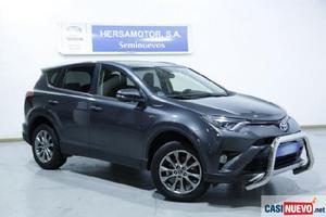 Toyota rav-4 rav4 2.5l hybrid 4wd advance '16