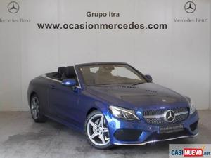 Mercedes clase e cabrio (w124) c c 220 d descapotable o