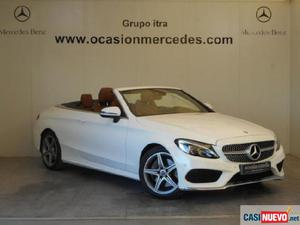 Mercedes clase e cabrio (w124) c c 300 descapotable o