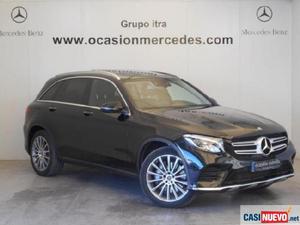 Mercedes clase glc suv 250 d 4matic amg line '17