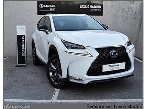 Lexus h F Sport 4wd + Navibox