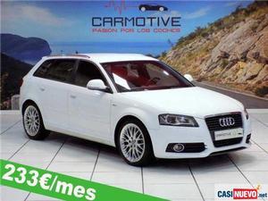 Audi a3 sportback 2.0tdi attraction s-t dpf '10
