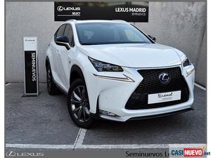 Lexus h f sport 4wd + navibox '17