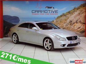 Mercedes cls 55 amg clase w