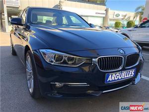 Bmw 320 d aut luxury +e extras '15