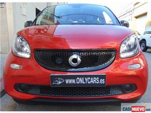 Smart forfour 52 passion sport edition limited '15