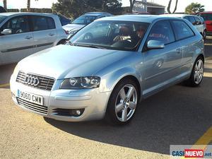 Audi a3 2.0 tdi 140 cv 6 velocidades.