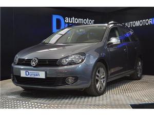 Volkswagen Golf Variant Golf Vi Variant 1.6tdi