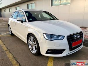 Audi a3 sportback cv sline