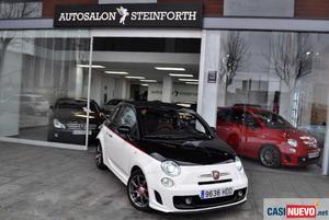 Abarth 500 cabrio / aut. / único dueño