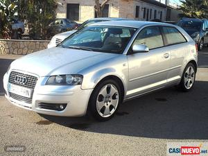Audi a3 2.0 tdi 140 cv. de  con  km por