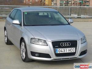 Audi a3 2.0 tdi 140cv quattro 3p