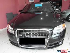Audi a4 avant 2.0 tdi s-line 140cv muy bonito y cuidado