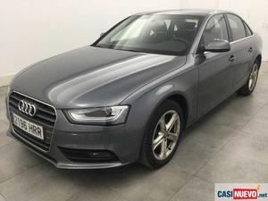 Audi a4 sudi a4 2.0tdi sline exterior