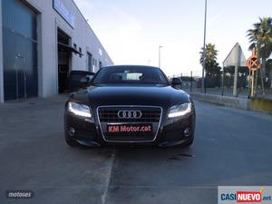 Audi a5 1.8 tfsi sline edition de  con  km por