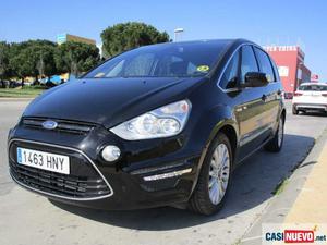 Ford s max 2.0 tdci automatica titanium nacional nueva libro