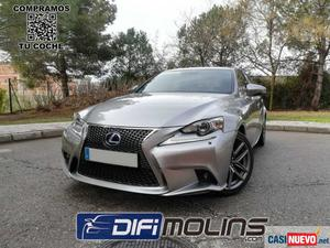 Lexus is 300h f sport + navibox