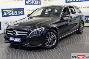 Mercedes-benz c 220d estate aut avantgarde