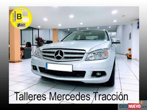 Mercedes clase c 220 cdi be