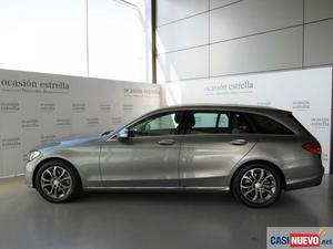 Mercedes clase c estate 220d avantgarde