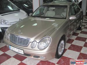 Mercedes clase e 320 cdi elegance