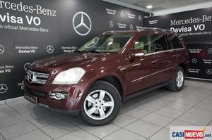 Mercedes clase gl 320 cdi 4matic 224cv