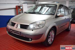 Renault grand scénic privilege 7 plazas 1.9dci eu4 5p.