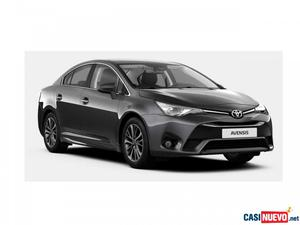Toyota avensis 140 manual advance + pack visibilidad km0.