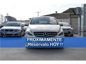 Mercedes-Benz B 200 B200 Cdi Faros Led Navegacion Cuero/tela