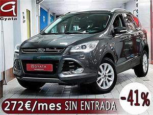 Ford Kuga 20tdci Titanium 4x4 Aut 180cv Oferta Fin