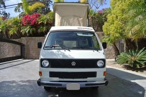 Volkswagen Vanagon Camper