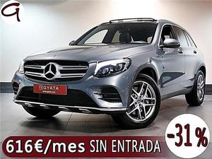 Mercedes-Benz Glc 250 D 4matic Aut. 204cv Precio Financiado