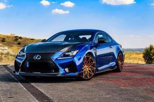 Lexus RC F Luxury