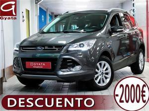 Ford Kuga 20tdci Titanium 4x4 Aut 180cv Navi Sony, Xenon