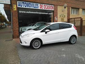 Ford Fiesta Tdci Titanium 5p