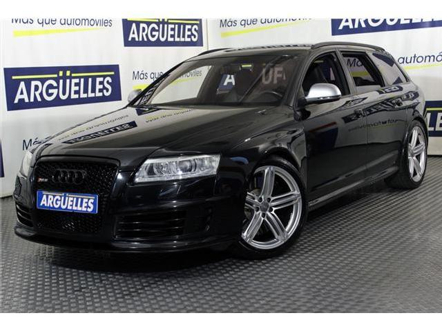 Audi Rs6 Avant 5.0 Tfsi Vcv Quattro Tiptronic