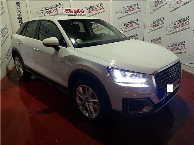 Audi Q2 1.6 Tdi Design Edition 116 Cv