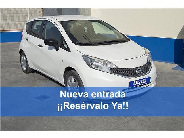 Nissan Note Note 1.5dci Control Velocidad Bluetooth Isofix