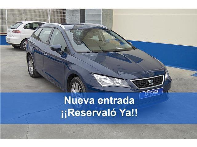 Seat Leon Leon 1.6tdi Acabado Style Clima ^bluetooth