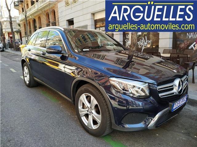 Mercedes-Benz Glc 250 D 4matic 204cv Muy Equipado