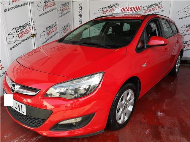 Opel Astra St 1.6 Cdti Selective 110 Cv Gps