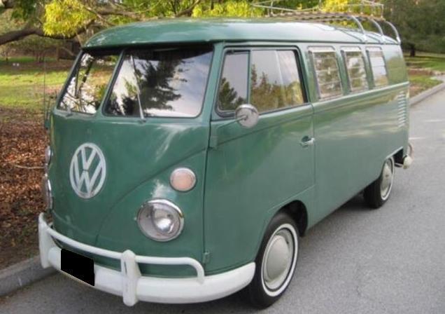 Volkswagen T1 SO42