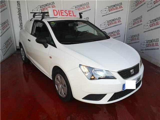 Seat Ibiza Sc Comercial 1.4 Tdi Cr Eco.s