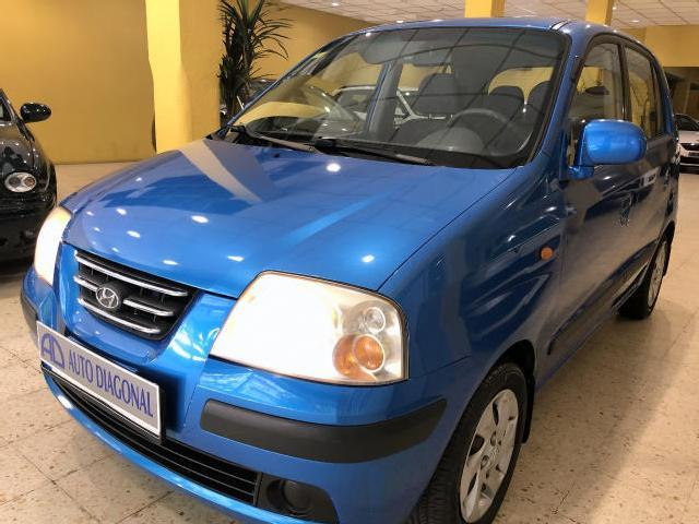 Hyundai Atos 60cv/nac/aire Acondicionado/airbags/ee/da/abs