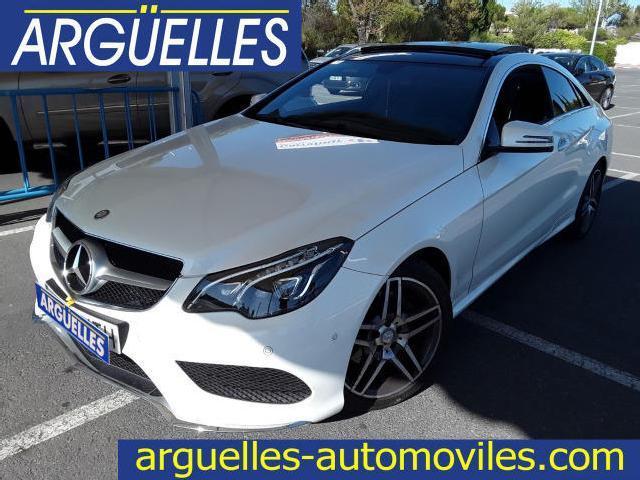 Mercedes-Benz E 350 Amg Coupe 306cv Full Equipe