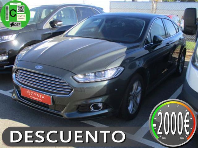 Ford Mondeo 1.5 Ecoboost Titanium Aut. 165cv Tech Premium