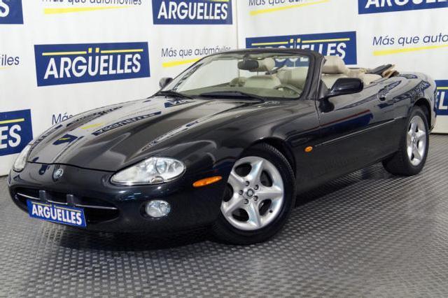 Jaguar Xk 8 Convertible 4.0 V8 Nacional