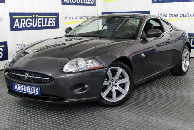 Jaguar Xk Coupe 4.2l Vcv