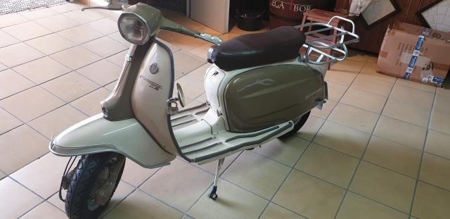Lambretta g-2t